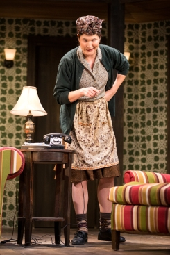 Dotty in Noises Off At Ohio University