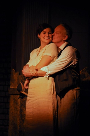 The Woman in Death of a Salesman At Monomoy Theatre
